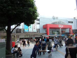 吉祥寺駅の40年ぶりの全面改修の画像