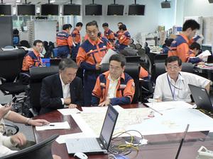 能登・中越沖地震、緊急対策の画像