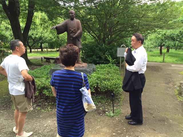 「川崎平右エ門、郷土の英傑を偲ぶ」の画像