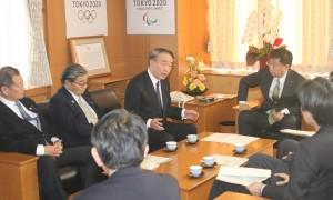 松野博文文部科学大臣へ提言