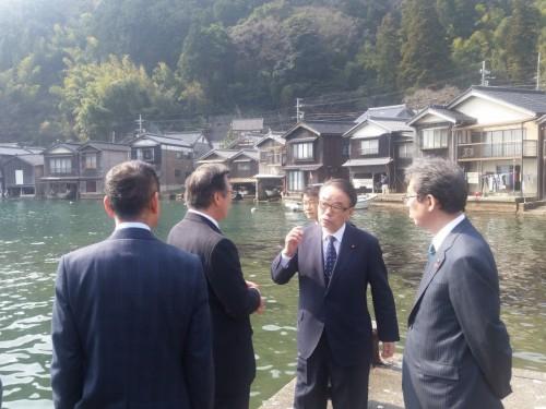 海の京都-丹後地域の7市町村の広域連携を支援の画像