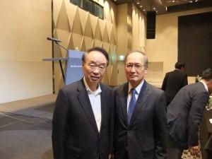 長嶺安政駐韓国日本大使